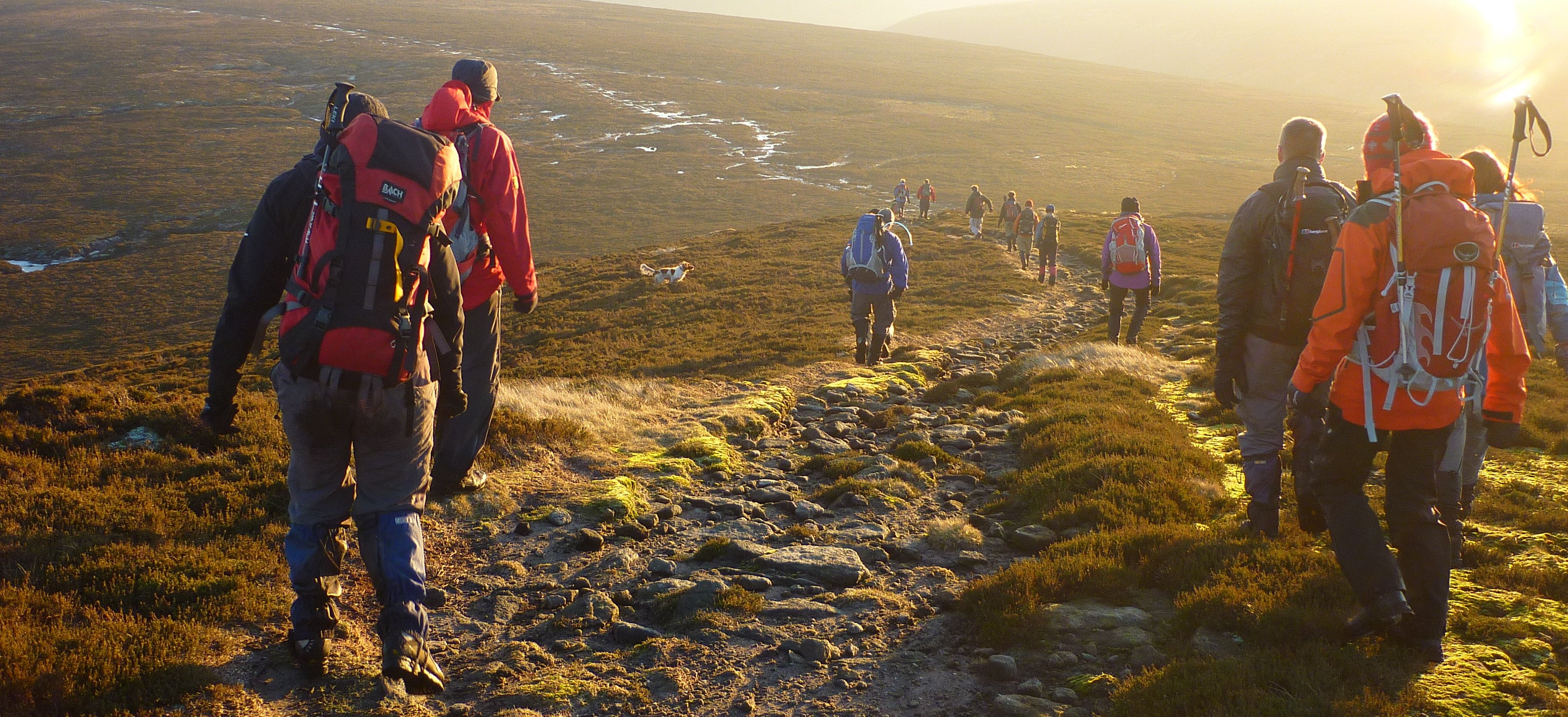 Guided Walking in the Peak District