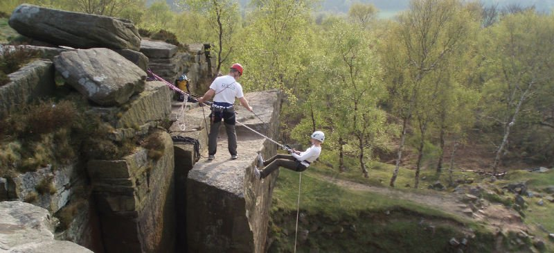 Peak District Rock Climbing courses