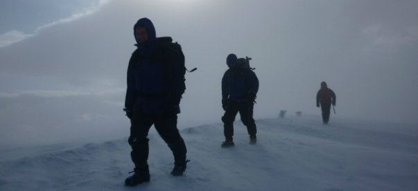 Image of winter walking in the Cairngorms
