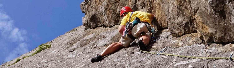 Rock Climbing Courses 2018