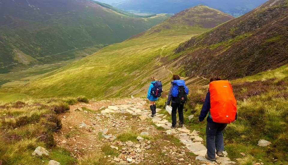 Guided walks in the Lake District
