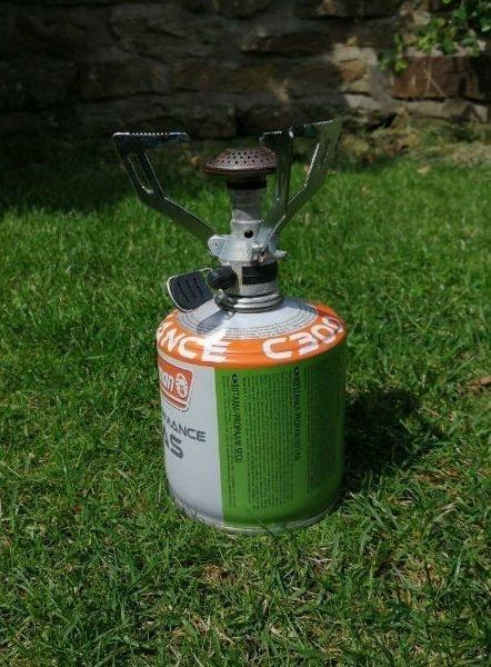Image of Coleman Pocket Rocket camping stove