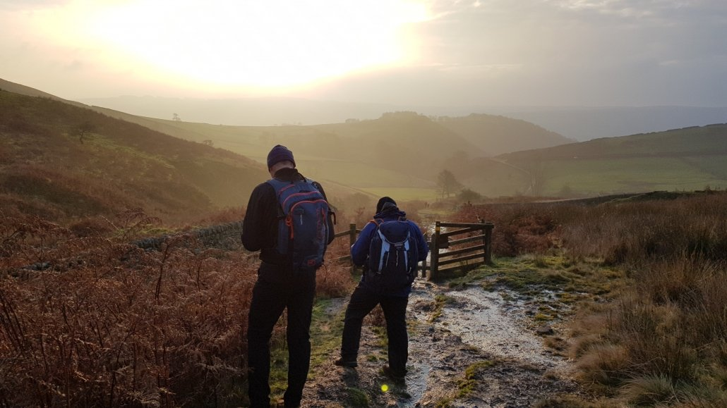 Navigation Skills course in the Peak District