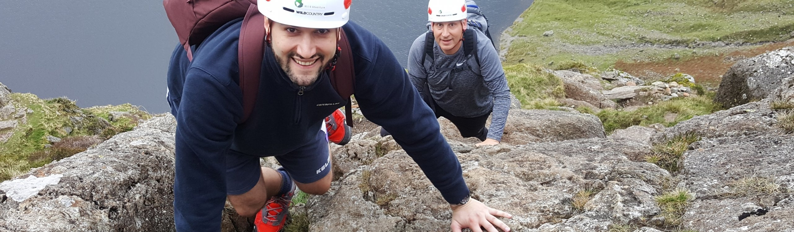Scrambling courses and guided weekends